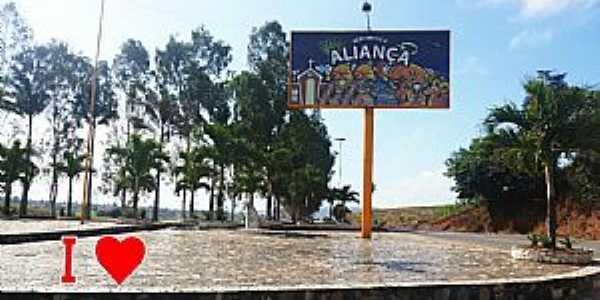 Imagens da cidade de Aliança - PE