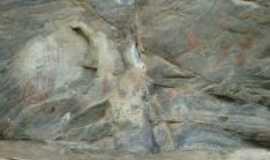 Altinho - registros Hist�ricos na Pedra do Letreiro, Por Gustavo Andrade