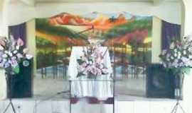 Apoti - Igreja Assembleia de Deus em Apoti por dentro, Por salatiel
