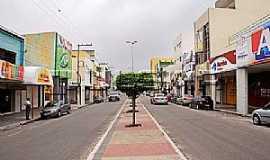 Arcoverde - Arcoverde-PE-Avenida central-Foto:nilljunior.com.br/arcoverde