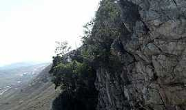 Arcoverde - Arcoverde-PE-Formações rochosas na Serra do Jacaré-Foto:Novais Almeida