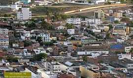 Arcoverde - Arcoverde-PE-Vista aérea da cidade-Foto:Randolfo Britto
