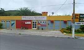 Arcoverde - Biblioteca P�blica Centro de Cultura por Jos� Lins A Filho