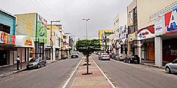 Arcoverde-PE-Avenida central-Foto:nilljunior.com.br/arcoverde