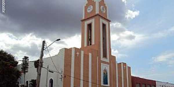 Arcoverde-PE-Igreja de N.Sra.do Livramento-Foto:Sergio Falcetti