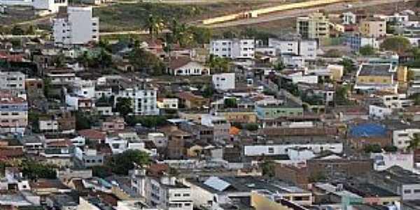 Arcoverde-PE-Vista aérea da cidade-Foto:Randolfo Britto
