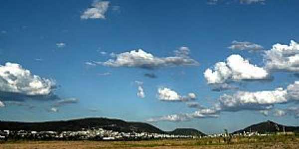 Arcoverde-PE-Vista da cidade-Foto:Novais Almeida