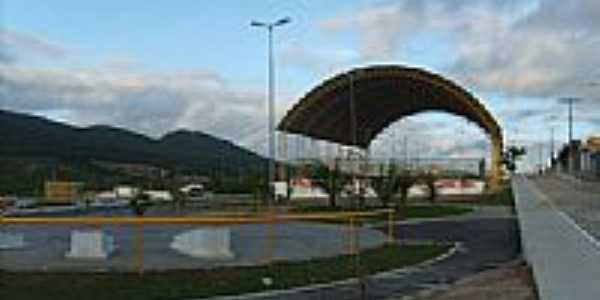 Centro de Esportes da COHAB-Foto:Jos� Lins A.Filho