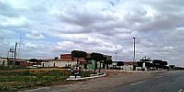 Povoado de Arizona-Foto:Jorge Hirata