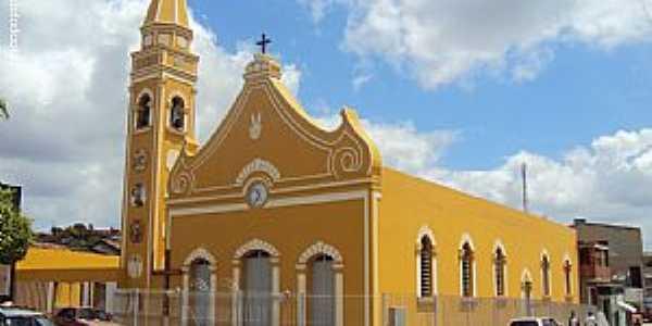Barra de Guabiraba-PE-Igreja de São Sebastião-Foto:Sergio Falcetti