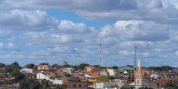 Barra de São Pedro - PE  - Por Eraldo Demetrio