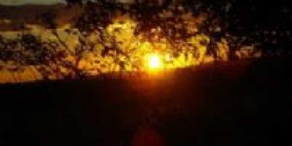 por do Sol em Barra de sao pedro, Por Robismar Dlmondes