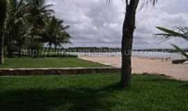 Barra do Sirinha�m - Beira riio-Foto:Daniel Flavio Araujo