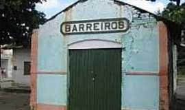 Barreiros - Esta��o ferrovi�ria-Foto:federacaoumppcpe