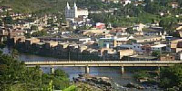 Vista de Barreiros-Foto:Pablo Gusm�o Lins