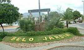 Belo Jardim - Entrada de Belo Jardim