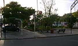 Belo Jardim - Arborização da praça da matriz