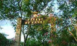 Belo Jardim - Entrada do parque do Bambu