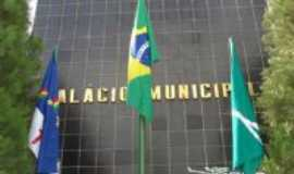 Belo Jardim - Bandeiras do Brasil, de Pernambuco e do Brasil, Por Manoel Ricardir