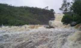 Catolés - Cachoeira da Samabaia-Catolés-Ba, Por Felipe Adriano
