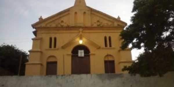 igreja catolica nossa senhora da conceiçao Bentivi, Por Nina