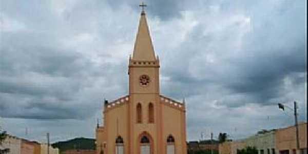 Bernardo Vieira-PE-Igreja Matriz-Foto:Creuza Melo