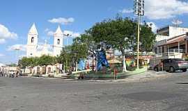 Bezerros - Praça da Matriz - por Francisco Conrado