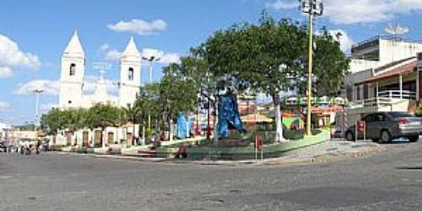 Praça da Matriz - por Francisco Conrado