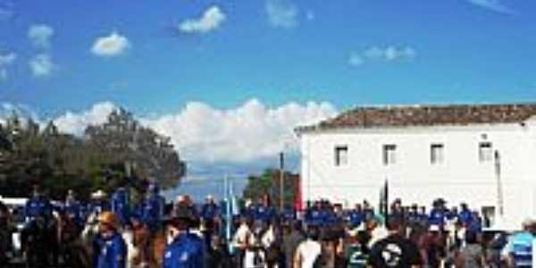 Cavalgada em homenagem à Padroeira de Bom Conselho-PE-Foto:james.patrik