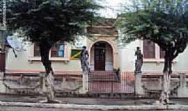 Bom Jardim - Biblioteca Pública Municipal em Bom Jardim-PE-Foto:Sergio Falcetti