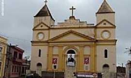 Bom Jardim - Igreja de N.Sra.de Sant Ana em Bom Jardim-PE-Foto:Sergio Falcetti