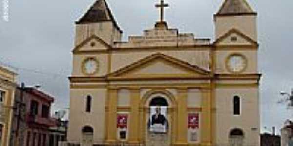 Igreja de N.Sra.de Sant Ana em Bom Jardim-PE-Foto:Sergio Falcetti