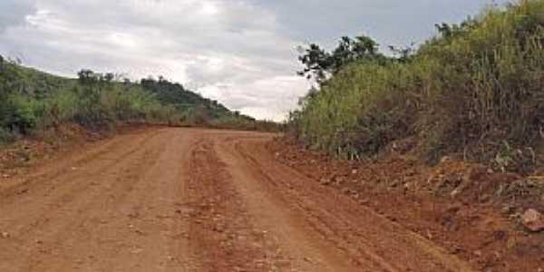 Catolezinho-BA-Estrada de acesso-Foto:www.itambe.ba.gov.br