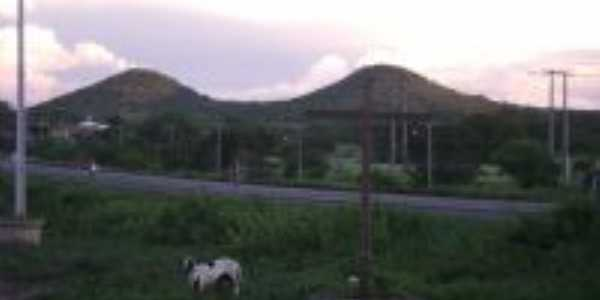 Dois montes, Por Fátima Franca