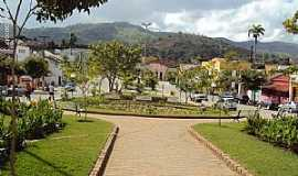 Bonito - Bonito-PE-Praça São Sebastião-Foto:Sergio Falcetti