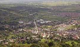Bonito - Vista da cidade de Bonito do alto da Capelinha-Foto:lucille_rosilene