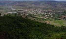 Bonito - Vista panorâmica da região de Bonito-Foto:Verônica Silva)