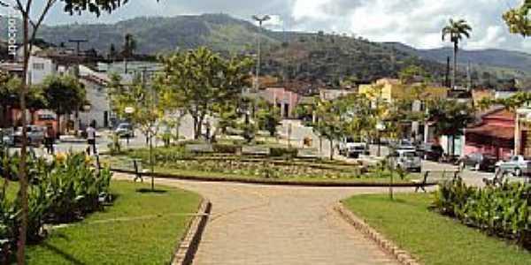 Bonito-PE-Praça São Sebastião-Foto:Sergio Falcetti