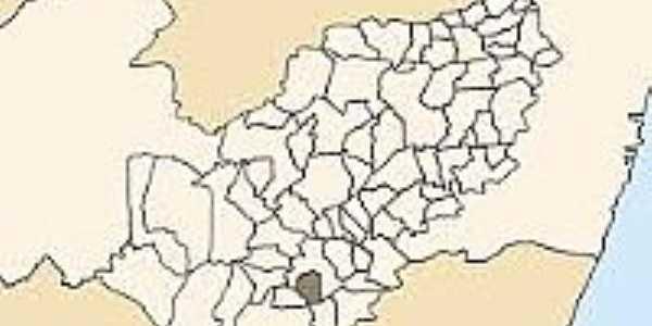 Mapa de localização-Foto:commons.wikimedia