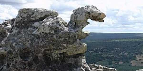 Buíque-PE-Formações Rochosas no Vale do Catimbaú-Foto:Roberto Inojosa