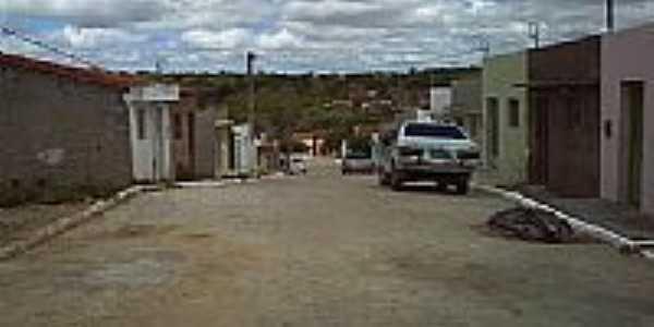 Rua em Cabanas-Foto:Edson Pontes Belo