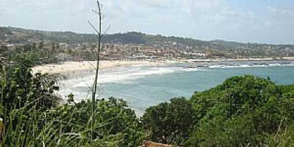 Cabo de Santo Agostinho-PE-Praia de Gaibu-Foto:zecamarx@