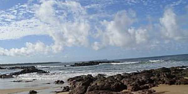 Cabo de Santo Agostinho-PE-Praia Pedra do Xaréu-Foto:zecamarx@