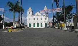 Catu - Igreja - Catu - Bahia por Cassio Goes