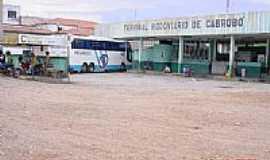Cabrob� - Terminal Rodovi�rio-Foto:Ver�nica Silva