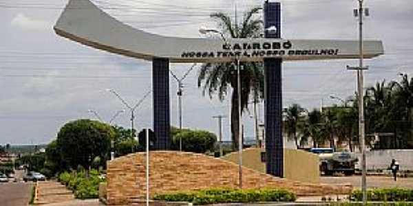 Imagens da cidade de Cabrobó - PE