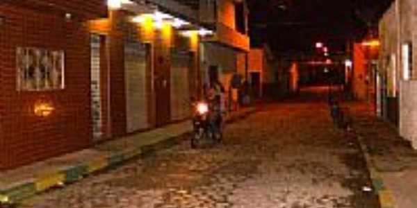 Rua Petroníla Espíndola-Foto:Mariana de Almeida