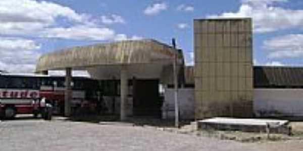 Terminal Rodoviário de Cachoeirinha-Foto:tenorio cavalcante