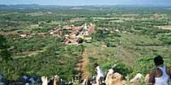 Vista da cidade-Foto:Elio Rocha