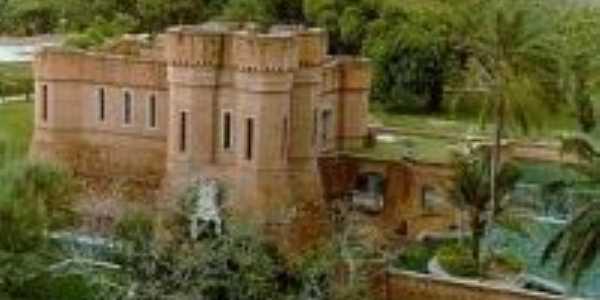 castelo, Por robson alves